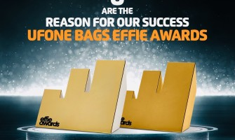 Ufone Won 2 Renowned Effie Awards