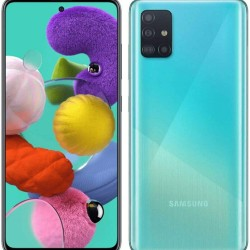 Samsung A51 - 6GB RAM - 128 GB ROM - 48MP Camera - Punch Hole Display
