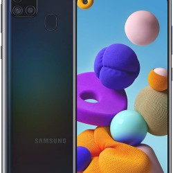 "Samsung Galaxy A21s - 6.5"" Display - Quad Main Camera - 13MP Selfi Camera - 4GB RAM - 64GB ROM - 5000 mAh Battery"