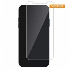 Full Glue Crystal Glass Protector 9H  for iPhone X