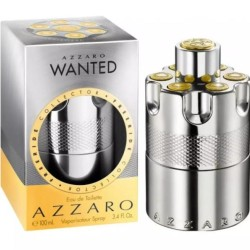 AZZARO WANTED COLLECTOR MEN EDT 100ML - AZZARO