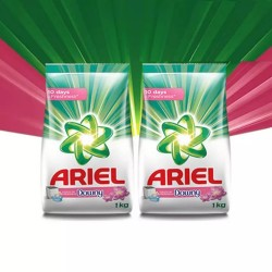 Ariel Touch of Downy Washing Powder Detergent -1Kg Pack