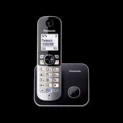 Panasonic KX-TG6811BX Single Telephone