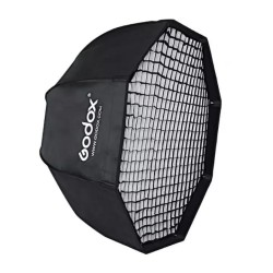 Godox Octa Softbox 95cm with Bowens Speed Ring and Grid