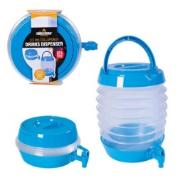 Foldable Water Dispenser For Indoor And Outdoor