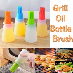 Bottle For Grill Oil