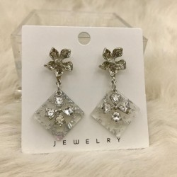 Earrings Fashion Female Fancy Jewelry