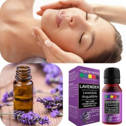 Lavender Relaxation Mind Massage Oil