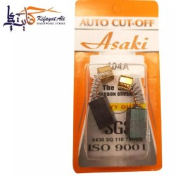 Carbon Brushes 404A The Boss Auto Cut Off ASAKI 404A