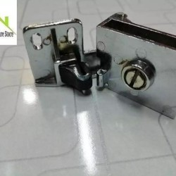 Cabinet Glass Hinge Set.