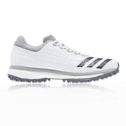 Adidas Adizero Boost Sl 22 Cricket Shoes  For Men White