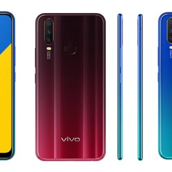 Vivo Y15-6.35''Display-4GB RAM-64GB ROM-Triple Main Camera-Dual Sim-Smartphone