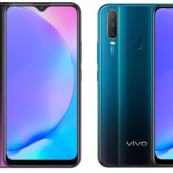 Vivo Y17-6.35''Display-4GB RAM-128GB ROM-Triple Rear Camera-Smartphone