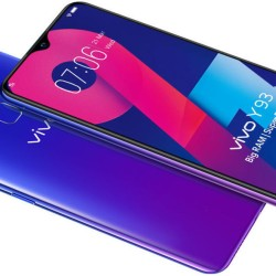 Vivo Y93-6.22''Display-3GB RAM-32GB ROM-Dual Camera-Dual Sim-Smartphone