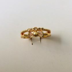 Bow Style Ring