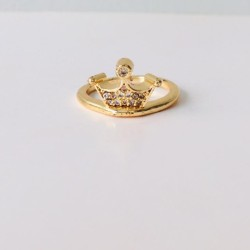 Crown Style Ring For Women