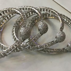 Antique Bangles 4 pcs