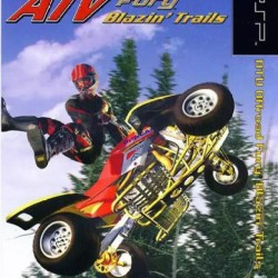 Atv Off Road Fury - PSP