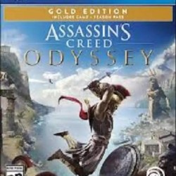 Assassins Creed Odyssey - PlayStation 4 Gold Edition by Ubisoft