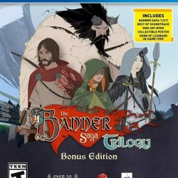Banner Saga Trilogy - Playstation 4