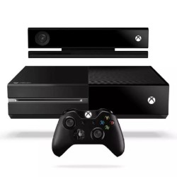 Xbox One With Kinect - NTSC - 500 GB - Black