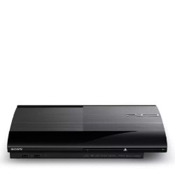 PlayStation 3 Ultra Slim - 500 GB - Black