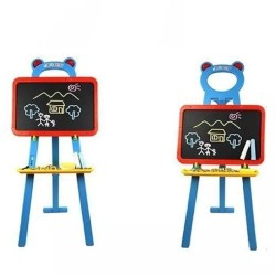 3-in-1 - Learning Easel Board - Black