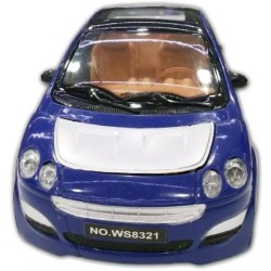 Battery Operated Car - Blue