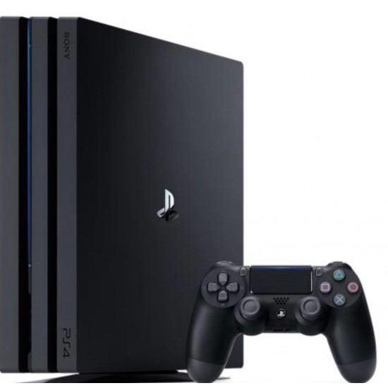 Sony 1TB Console + GT Sport Game PS4 Pro Black