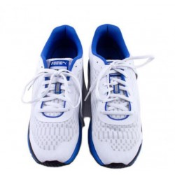 Puma Mesh Running Shoes For Men  Black & White