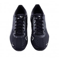 Puma Mesh Training Shoes For Men  Black & White