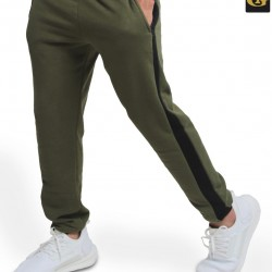 Green Color Trouser For Men