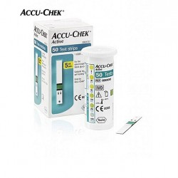Accu-Chek Active Test Strip 50 Strip Box