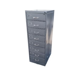 IRON OFFICE FILE CABINET