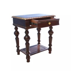 PURE SHEESHAM SIDE TABLES