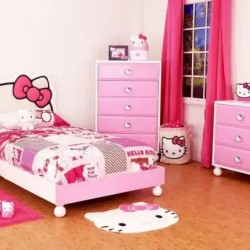GIRL BED SETS WITH BED SHEET