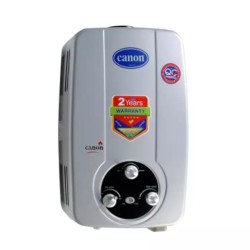 Canon Instant Geysers GAS Water Heater - 16-D PLUS - 6 ltr - flame out protection