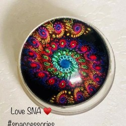 3D Pattern Ring (Adjustable)