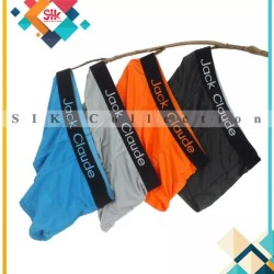 3 x Imported Single Jersey Boxer For Men