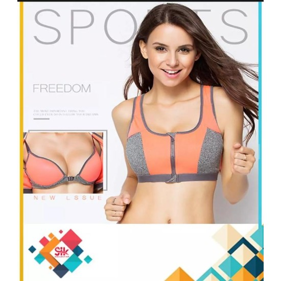 Pack of 1 - Imported Sports Bras for Women