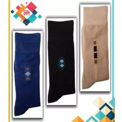 06 Pairs Imported High Quality Dress Socks For Men