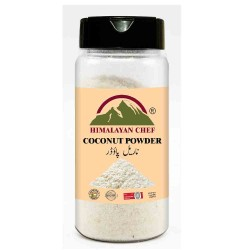 Himalayan Chef Coconut Powder Plastic Shaker - 130 g
