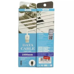 Remax Apple iPhone-iPad Data Cable RC-06i - White