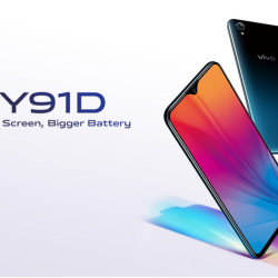 Vivo Y91D -2GB RAM-32GB ROM-4030mAh Battery