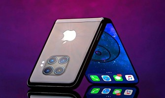 LG's support for Apple foldable iPhone display