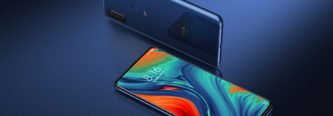 Xiaomi Mi MIX 4 Expected to Arrive with Under-Display Camera Feature