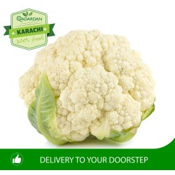 Fresh Cauliflower 0.5kg