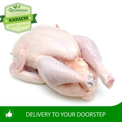 Fresh Organic Whole Chicken 1.5kg aprox