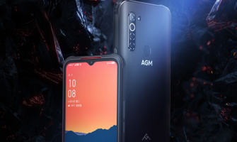 AGM X5 Launched As The First 5G Smartphone With A Ruggedized Body