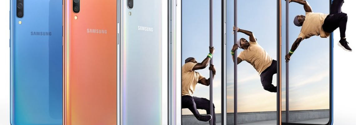 Samsung Launching Galaxy New A-Series Phones in Pakistan